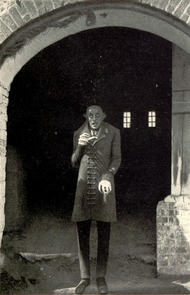 Nosferatu - Max Shreck as Count Orlok